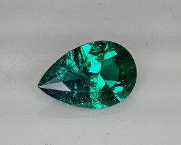 1.21ct Emerald Zambian NO TREATMENT