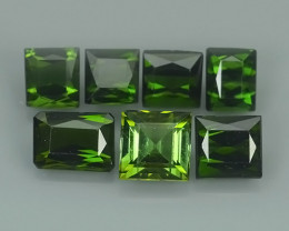 6.45 CTS DAZZLING NATURAL GREEN TOURMALINE MOZAMBIQUE