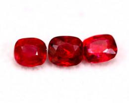 Spinel 1.85Ct Natural Mogok Red Color Spinel  A3001