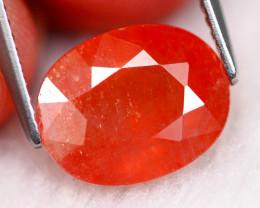 Ceylon Sapphire 4.33Ct Ceylon Padparadscha Color Sapphire A2902