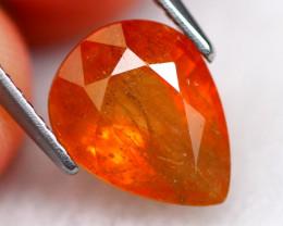 Ceylon Sapphire 3.10Ct Ceylon Padparadscha Color Sapphire A2909