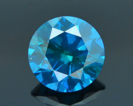 0.54 ct Blue Diamond SKU-15