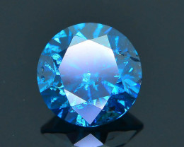 0.69 ct Blue Diamond SKU-15
