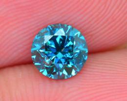0.71ct Blue Diamond SKU-15