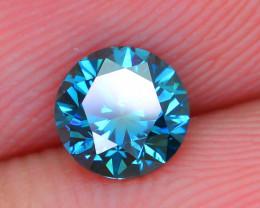 Royal Blue 0.54 ct Blue Diamond SKU-15