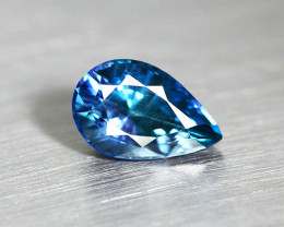 0.79 ct Certified Unheated High-End Gorgeous Sapphire
