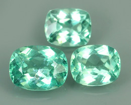 2.70 CTS MAGNIFICENT NATURAL RARE TOP QUALITY APATITE