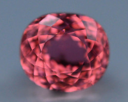 Top Color 7.80 Ct Natural Pink Color Tourmaline From Afghanistan