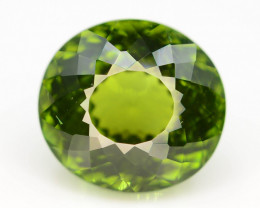 Top Grade 3.95 ct Natural Green Color Tourmaline