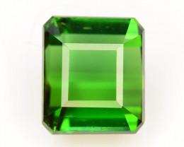 Top Grade 2.35 ct Natural Green Color Tourmaline