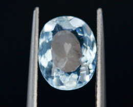 Top Grade 2.35 ct Attractive Color Aquamarine