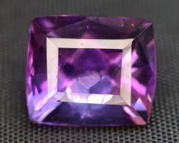 6.65 CT Natural Gorgeous Color Fancy Cut Amethyst ~ A