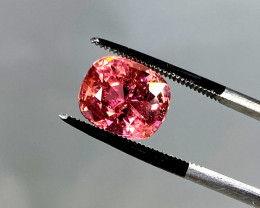 3.53 ct Hot Pink Brazilian Rubellite Tourmaline