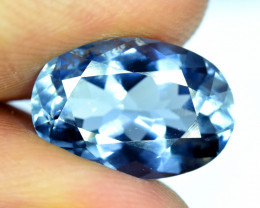 3.25 Carats Natural Untreated Aquamarine Gemstone