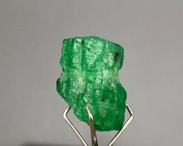 5.92ct Multi Terminated Swat Emerald Crystal Specimen