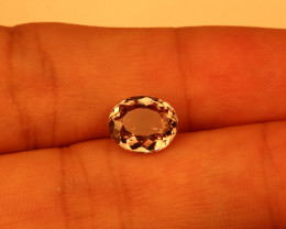 3.22ct  Lab Certified Turkish Diaspore * Color Change *
