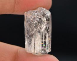 Rare ~ 35.70 ct Natural  katlang Pink Color Topaz crystal
