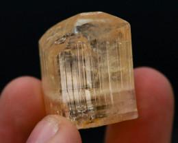 Rare ~ 86.75 ct Natural  katlang Pink Color Topaz crystal
