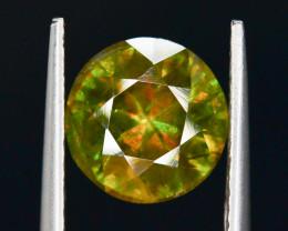 AAA Color 2.65 ct Chrome Sphene from Himalayan Range Skardu Pakistan