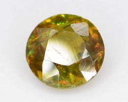 AAA Color 0.85 ct Chrome Sphene from Himalayan Range Skardu Pakistan
