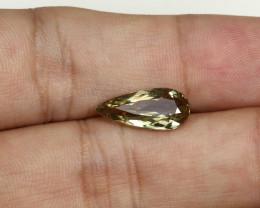 3.54ct  Lab Certified Turkish Diaspore * Color Change *