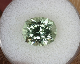 9,84ct mint Tourmaline - Master cut!