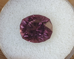 BLACK FRIDAY SPECIAL!!! 8,84ct Pinkish Purple Tourmaline - Master cut!