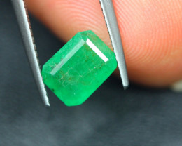 1.81Ct Natural Zambia Green Emerald Lot V5147
