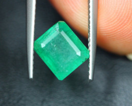 2.42Ct Natural Zambia Green Emerald Lot V5152