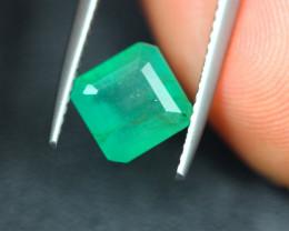 2.27Ct Natural Zambia Green Emerald Lot V5154