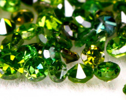 1.01Ct Natural Fancy Green Color Diamond Lot BM276