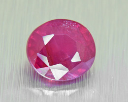 Natural Untreated Vivid Reddish Pink SPINEL 1.21ct (01501)