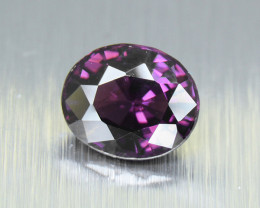 Natural Spinel / Untreated  Purple Spinel 1.03ct (01242)