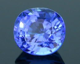 AAA Grade 1.38 ct Tanzanite eye catching Color SKU.18