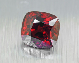 Natural Untreated Red Spinel (01504)