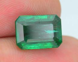 Top Grade 4.20 ct Zambian Emerald SKU-31