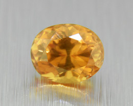 Natural Ceylon Spessartite Garnet (Fanta Garnet)  1.28ct. (01609)