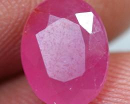 2.30cts Beautiful Pink Madagascar Natural Ruby