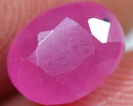 2.20cts Wonderful Pink Madagascar Natural Ruby