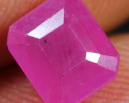 1.90cts Beautiful Pink Madagascar Natural Ruby