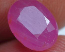 2.60cts  Pink Madagascar Natural Ruby