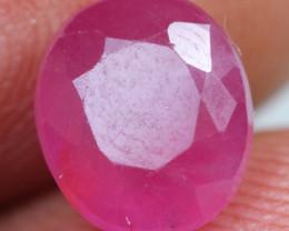 2.50cts Wonderful Pink Madagascar Natural Ruby