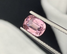 Top Top Quality Baby Pink Afghan Natural Tourmaline 2.04Cts