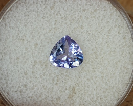 0,92ct Tanzanite - pear cut