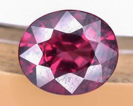 2.60 Crt Rhodolite Garnet Faceted Gemstone (R54)