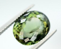 Natural 7.45 Ct Mozambique Tourmaline Gemstone
