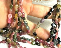 350.0 Carat Tourmaline Necklace - Gorgeous