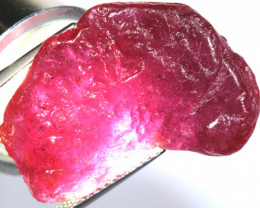 27.50-CTS RICH RED RUBY ROUGH RG-4709