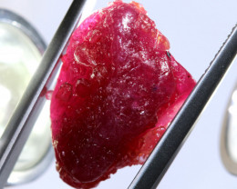 18.55-CTS RICH RED RUBY ROUGH RG-4718