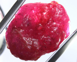 19.55-CTS RICH RED RUBY ROUGH RG-4719